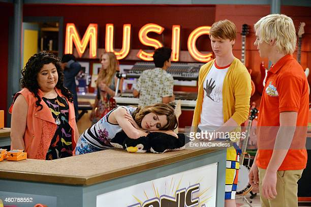 AUSTIN ALLY 'Mattress Stores Music Factories' Unable to find a new passion Austin feels forced to take a job at his parents' mattress store and Ally...