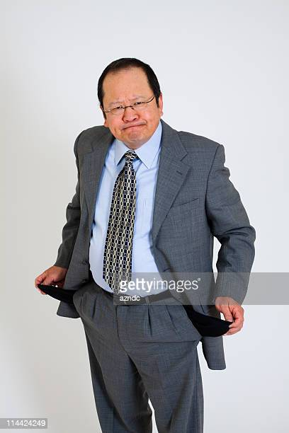 Mature Asian Businessman