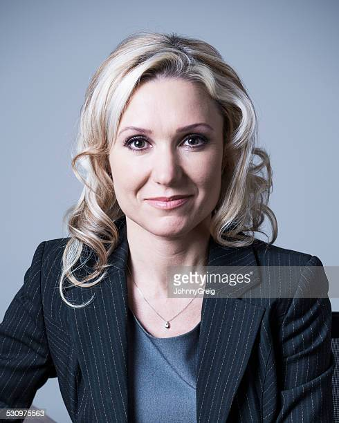 Mature business woman portrait