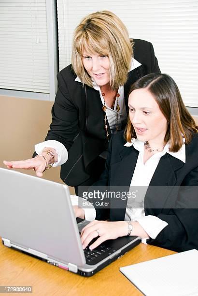 Mature Businesswomen