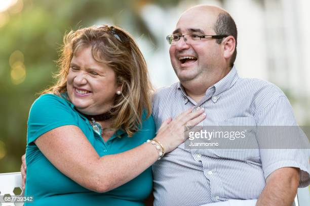 mature couple dating (real people)
