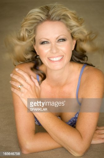 Mature Fashion Model Stock Photo | Getty Images