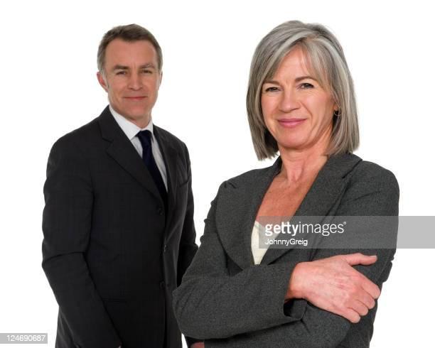 Mature Female CEO