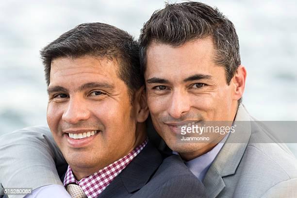 Ältere Gay Geschäftsleute