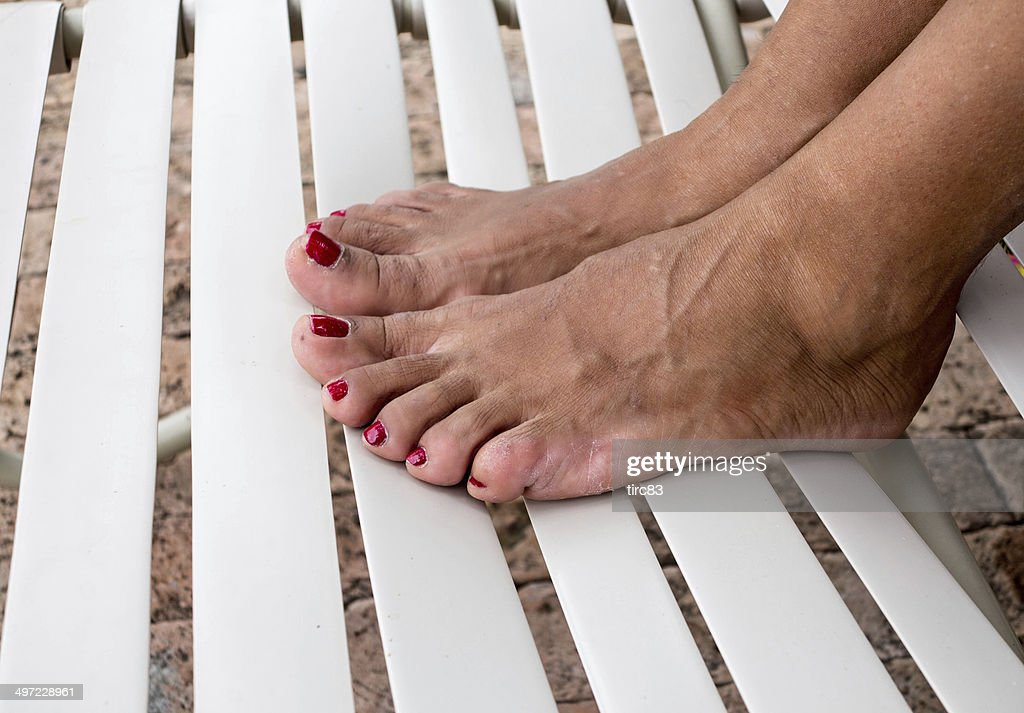 Remarkable, very south american foot fetish