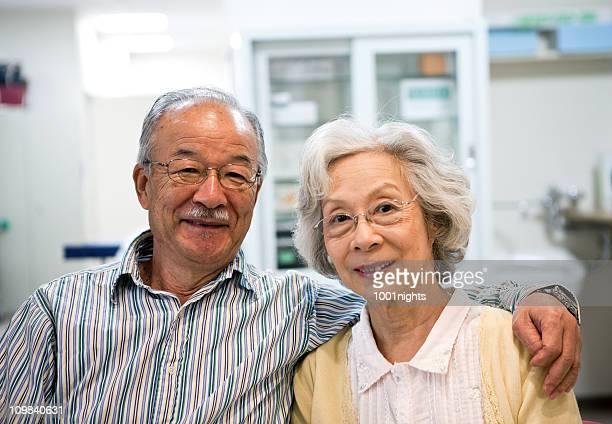 Mature Couple Japon