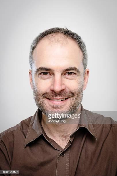 Mature Man - Character Portrait