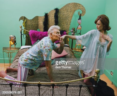 Sugar Daddy Stock Photos And Pictures Getty Images