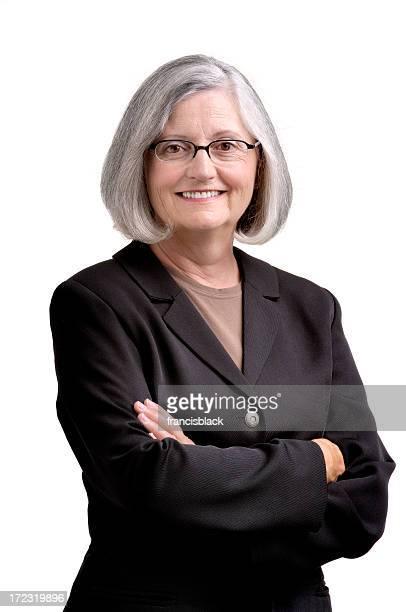 mature professional  woman