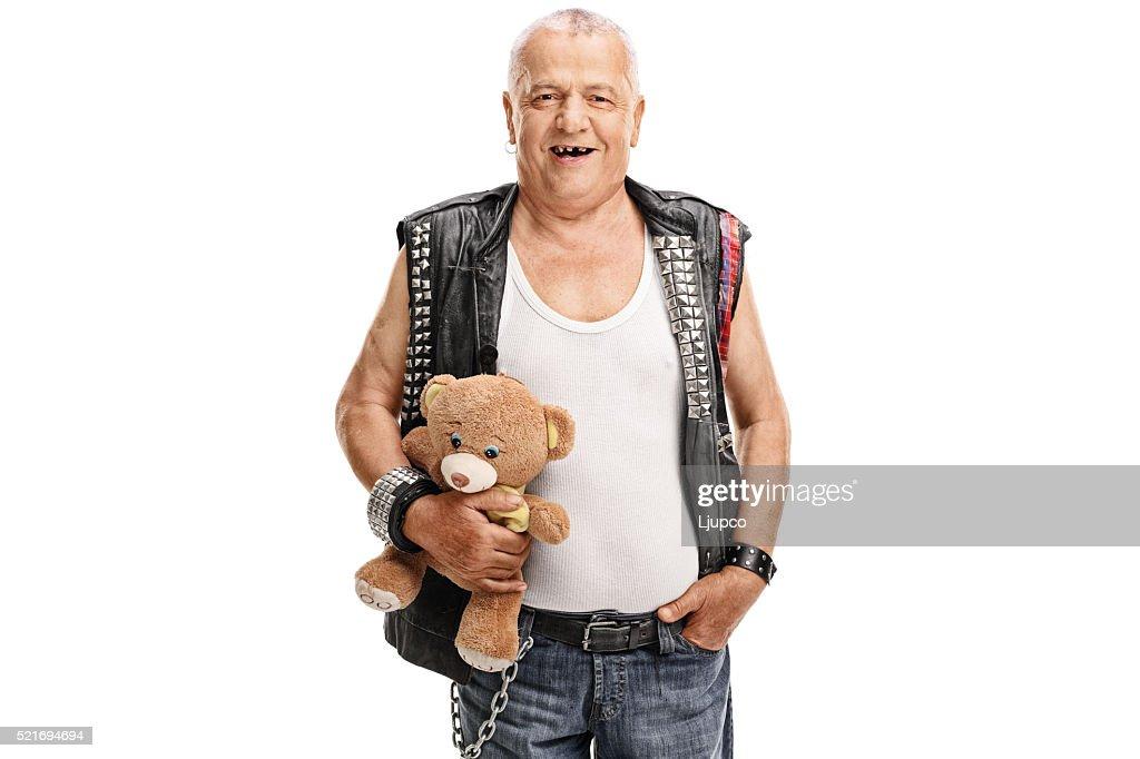 Mature bear pics
