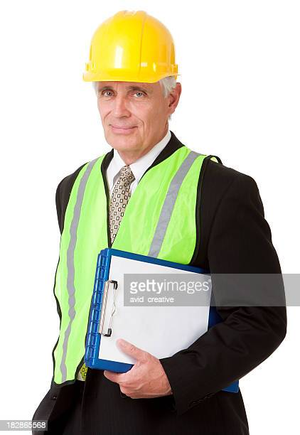 Ältere Sicherheit Engineer