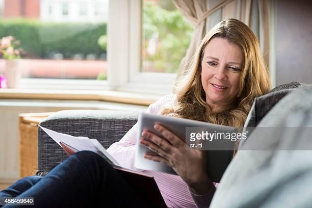 mature woman online