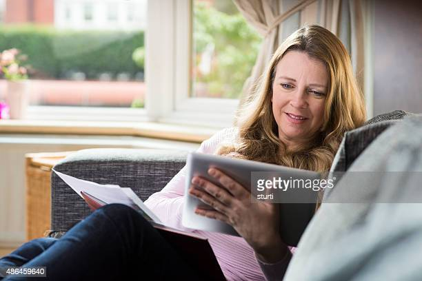 Reife Frau online