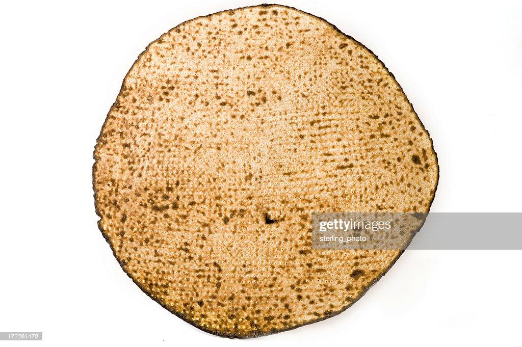Matza for Passover : Stock Photo