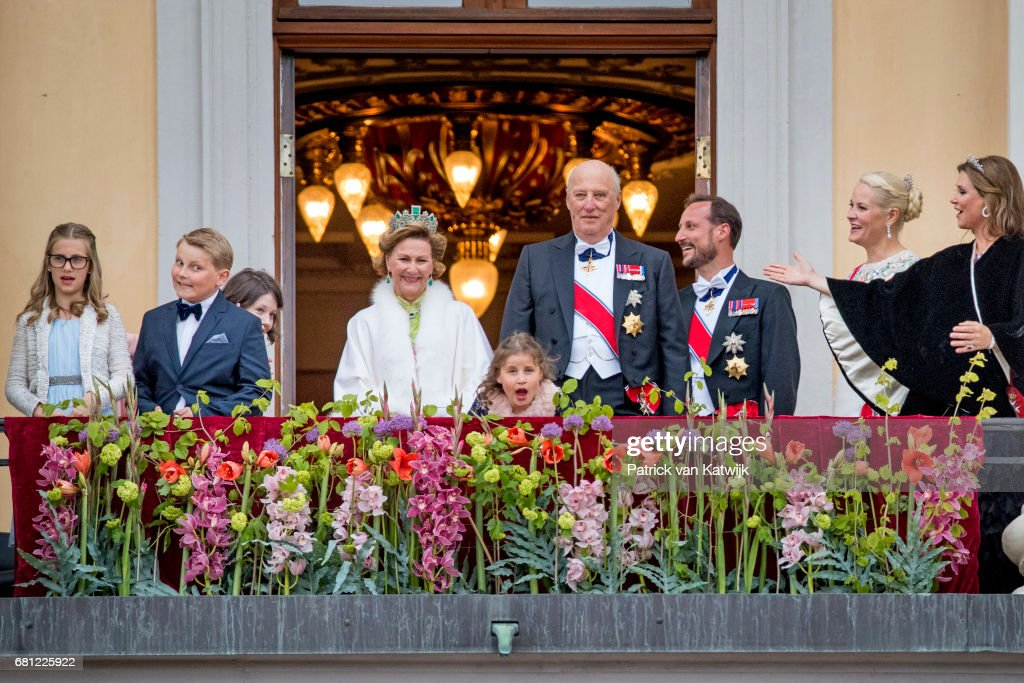 King and Queen Of Norway Celebrate Their 80th Birthdays - Day 1