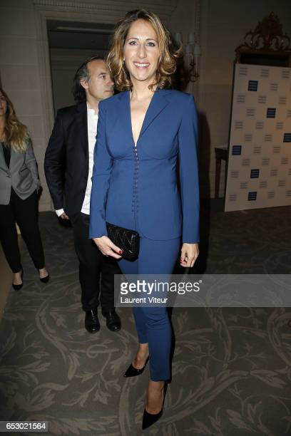 Maud Fontenoy attends 'La Recherche en Physiologie' Charity Gala at Four Seasons Hotel George V on March 13 2017 in Paris France