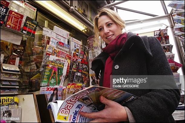 Maud Fontenoy was candidate for the French Regional Elections in 2004 on the list of JeanFrancois Cope on July 6 2004 in Paris France