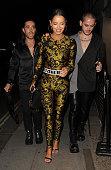 London Celebrity Sightings - September 12, 2020