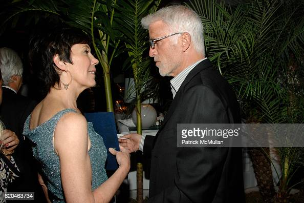 Maureen Case and Ted Danson attend LA MER and OCEANA Party for WORLD OCEAN DAY 2008 at 620 Loft Garden on June 4 2008 in New York City