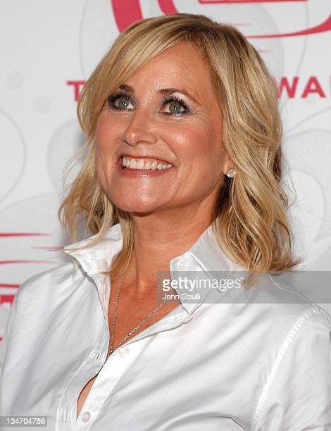 Maureen McCormick during 5th Annual TV Land Awards Arrivals at Barker Hanger in Santa Monica CA United States