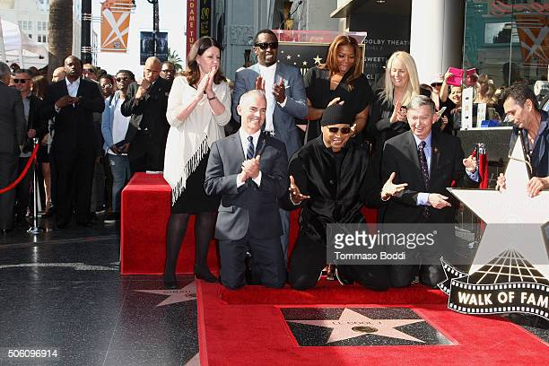 Maureen Schultz rapper/producer Sean 'Diddy' Combs singer/actress Queen Latifah politician Mitch O'Farrell Hiphop artist LL Cool J and CEO of the...