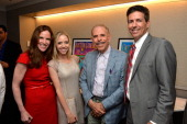 Mauren Schafer Crystal Moreland Peter Max and Wayne Pacelle attend Gotham Magazine Celebrates its Summer Issue with Peter Max and The Humane Society...