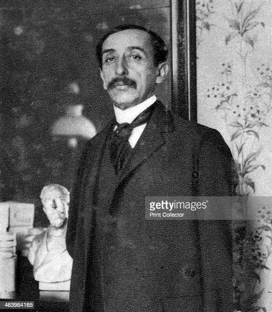 Maurice Barres French journalist novelist and politician 1914 An antisemitic nationalist Barres was a supporter of General Georges Boulanger In the...