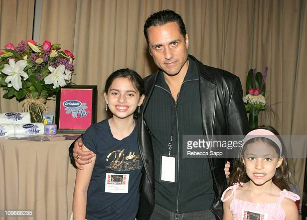 Maurice Benard and guests during 33rd Annual Daytime Emmy Awards Gift Suite Day 1 in Los Angeles California United States
