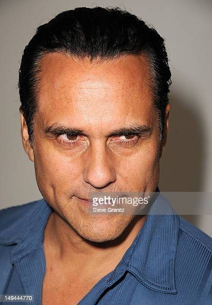Maurice Benard arrives at the 2012 TCA Summer Press Tour Disney ABC Television Group Party at The Beverly Hilton Hotel on July 27 2012 in Beverly...