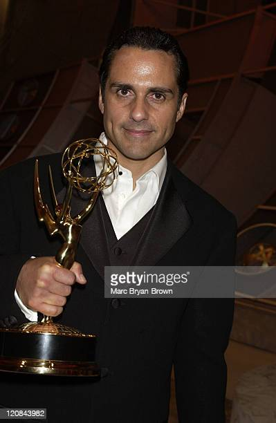 Maurice Benard Best Actor General Hospital on stage immediately following show