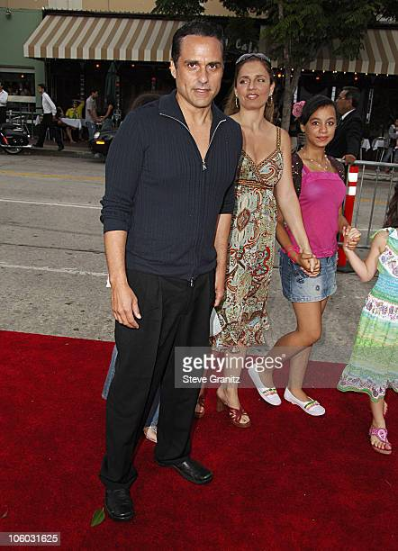 Maurice Benard during 'Monster House' Los Angeles Premiere Arrivals at Mann Village Theatre in Westwood California United States