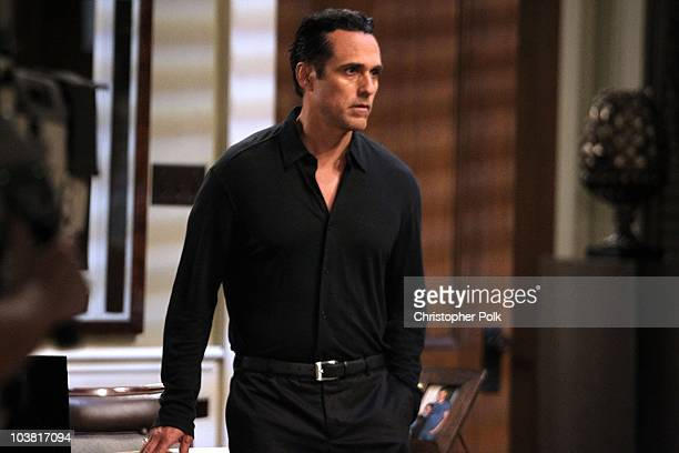 Maurice Bernard in a scene that airs the week of September 20 2010 on ABC's GENERAL HOSPITAL