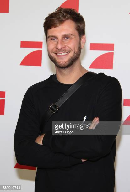 Maurice Gajda attends the premiere of the television show 'This Is Us Das ist Leben' at Zoo Palast on May 11 2017 in Berlin Germany