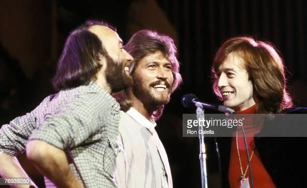 Maurice Gibb Barry Gibb and Robin Gibb