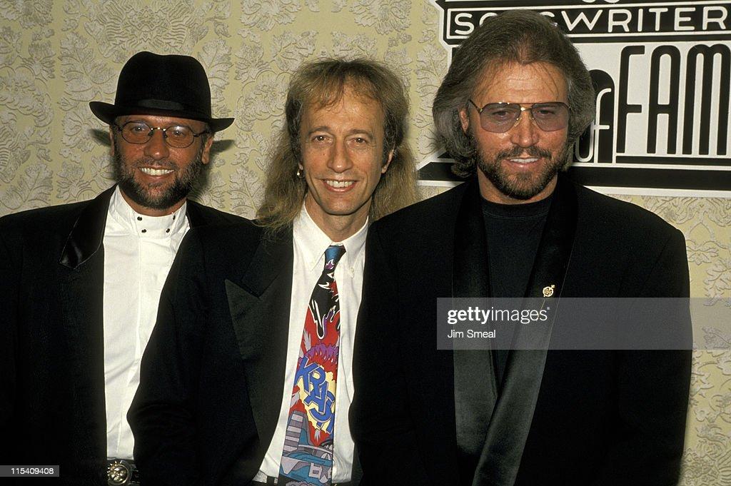 Maurice Gibb, Robin Gibb, and Barry Gibb