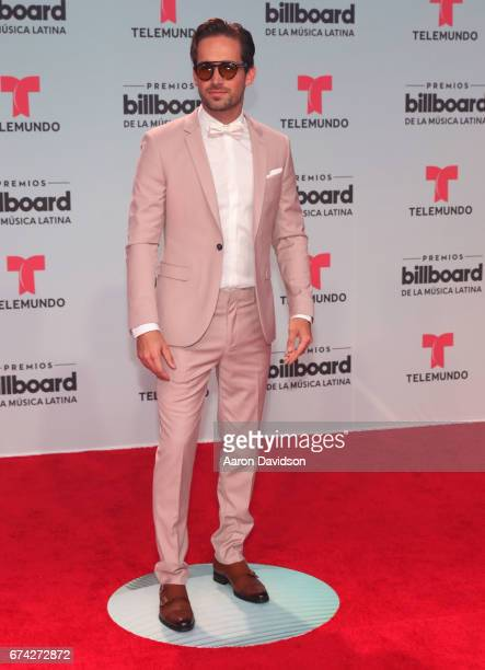 Mauricio Henao attends Billboard Latin Music Awards Arrivals at Watsco Center on April 27 2017 in Coral Gables Florida