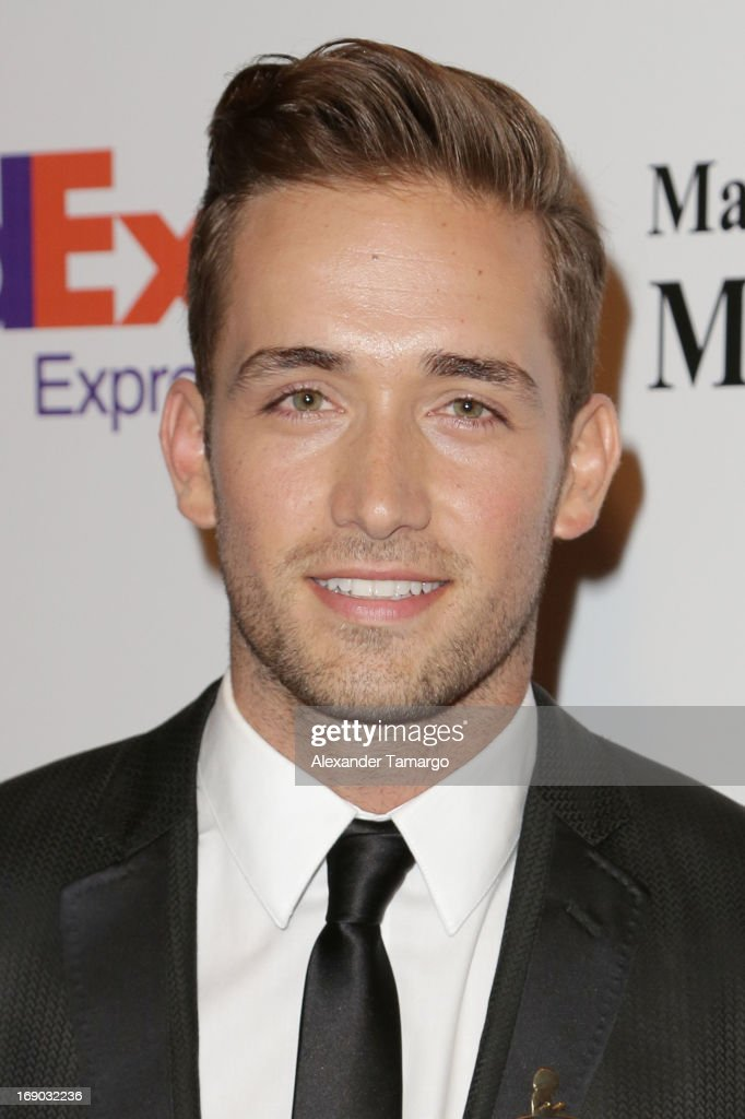 Mauricio Henao attends the 11th annual FedEx/St. Jude Angels & Stars Gala at JW Marriott Marquis on May 18, 2013 in Miami, Florida.