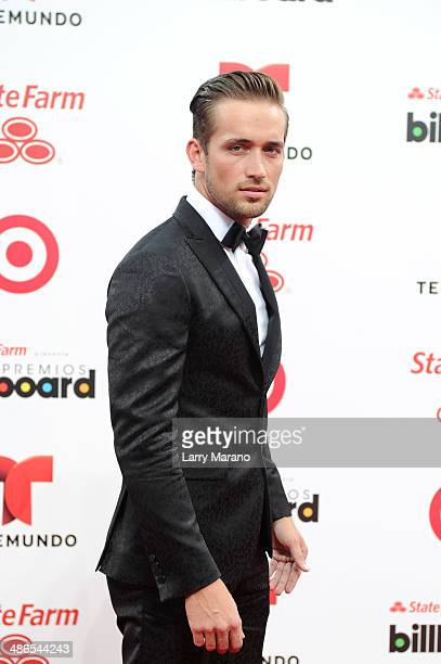 Mauricio Henao attends the 2014 Billboard Latin Music Awards at Bank United Center on April 24 2014 in Miami Florida