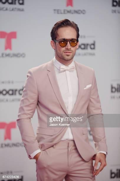 Mauricio Henao attends the Billboard Latin Music Awards at Watsco Center on April 27 2017 in Miami Florida