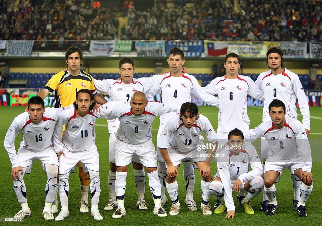 Spain v Chile - International Friendly