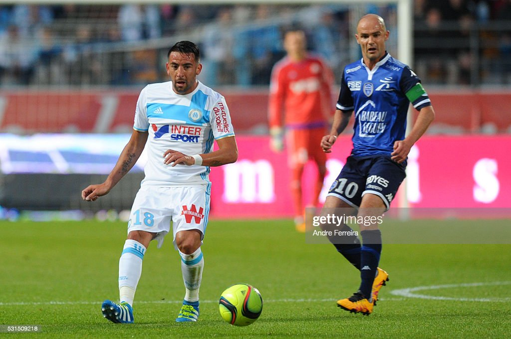 troyes v olympique de marseille ligue 1 getty images