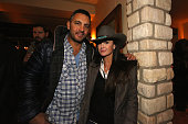 Mauricio Umansky and Kyle Richards attend Black Label Media hosted party for The Art of Elysium and Elysium Industry with guest host James Franco on...