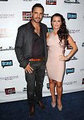 Mauricio Umansky and Kyle Richards attend the 'The Real Housewives of Beverly Hills' and 'Vanderpump Rules' premiere party at Boulevard3 on October...