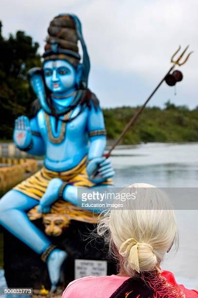 Mauritius Grand Bassin Lake Prayer