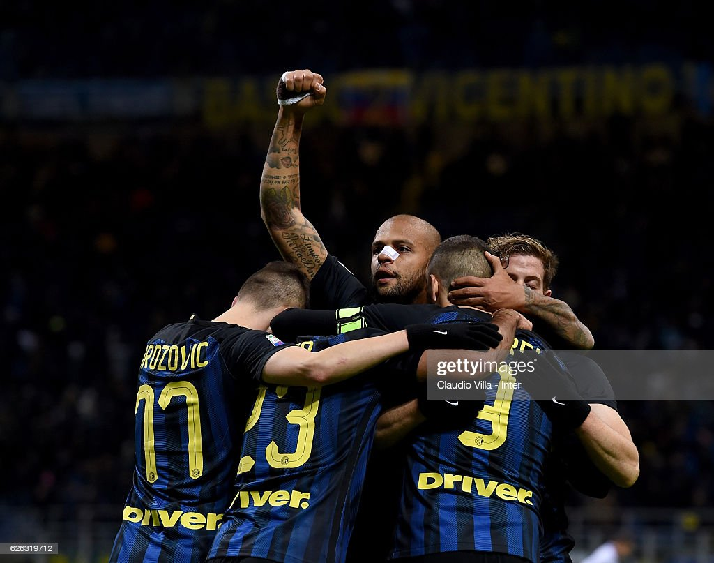 FC Internazionale v ACF Fiorentina Serie A s and