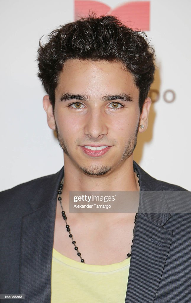 Mauro Menendez attends Telemundo's Todos Somos Heroes Gala on May 7, 2013 in Miami, Florida.