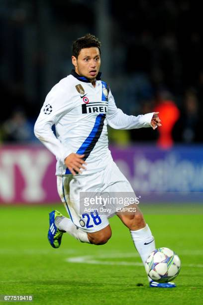 Mauro Zarate Inter Milan