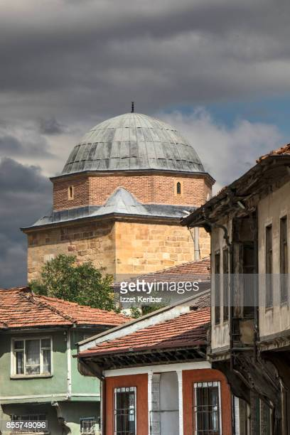 Mausoleum of Ismail Bey at Kastamonu, northern Turkey