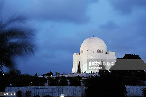 Mausoleum of Pakistan's Founder Mohammad Ali Jinnah
