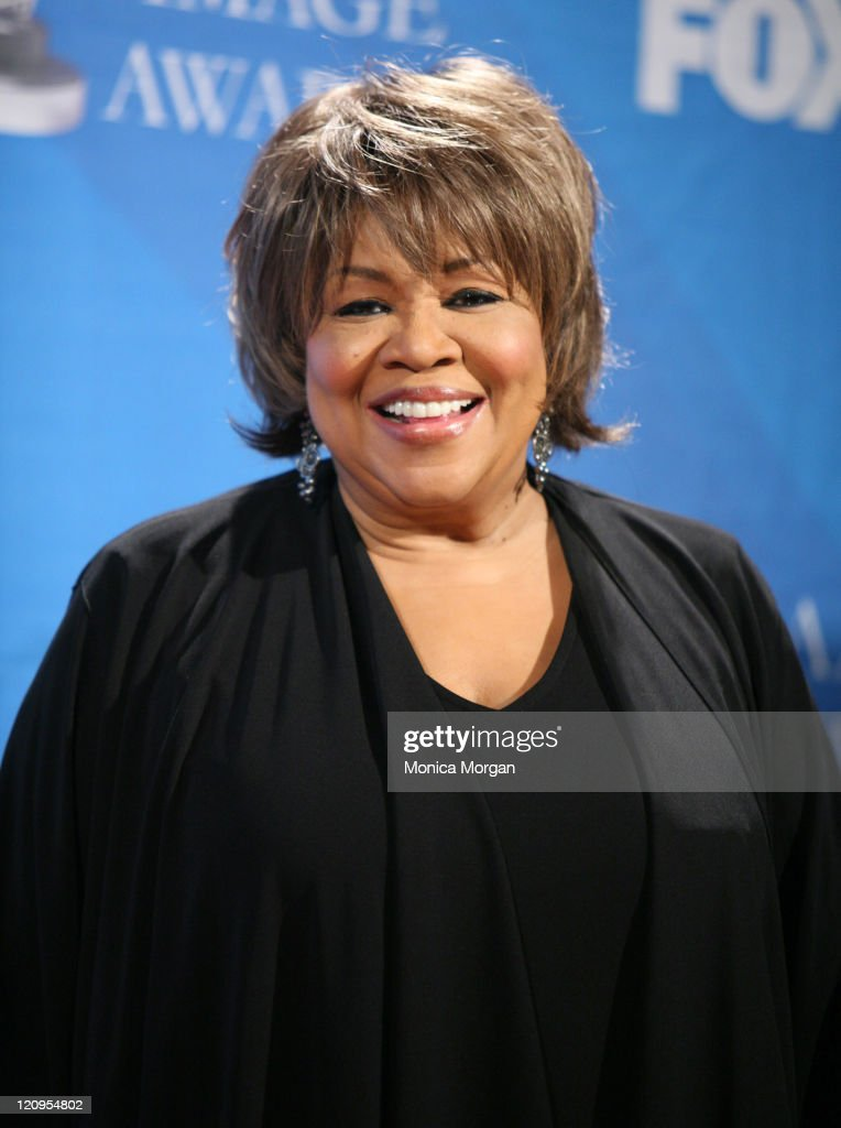 Mavis Staples during 38th Annual NAACP Image Awards - Press Room at Shrine Auditorium in Los Angeles, California, United States.
